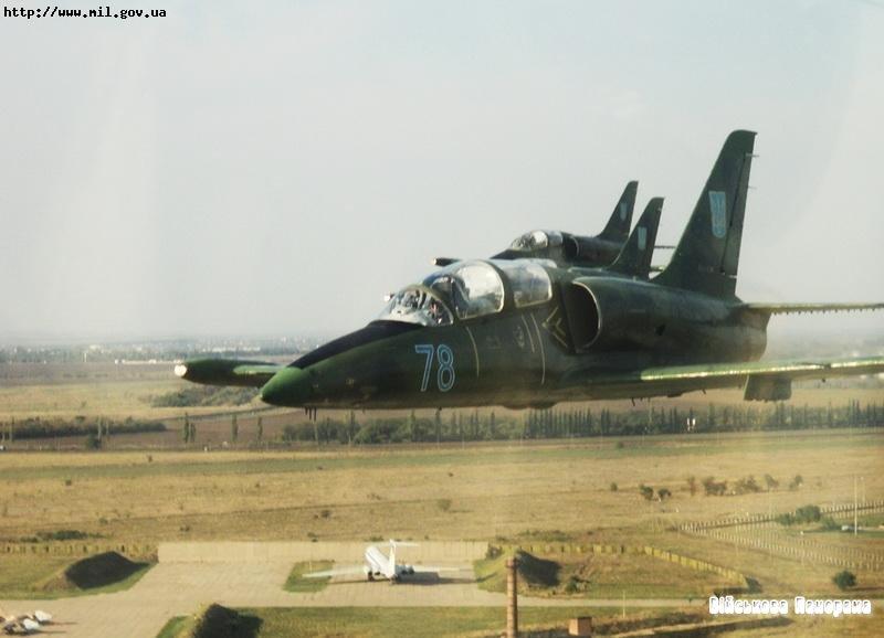 Пілоти Повітряних сил провели цього року в небі понад 7 тис. годин