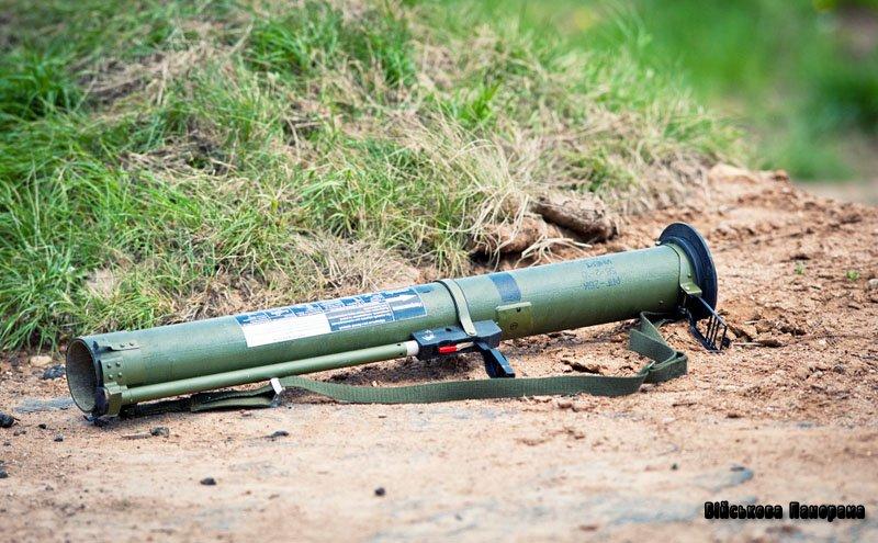 Ручний протитанковий гранатомет РПГ-26 «Аглень»
