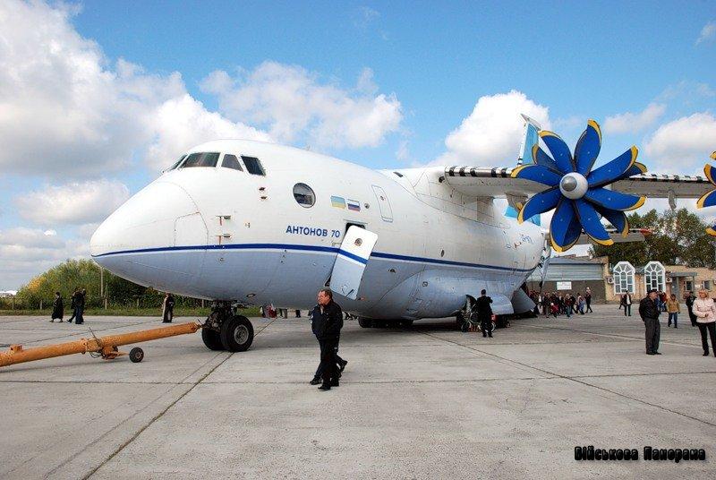 ДП «Антонов» до кінця року одержить від Міноборони Росії $35 млн. на реалізацію проекту Ан-70
