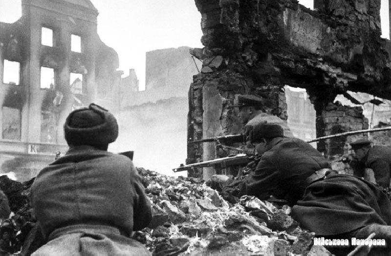 Маловідома сторінка війни – війська НКВС у боях за Кенігсберг