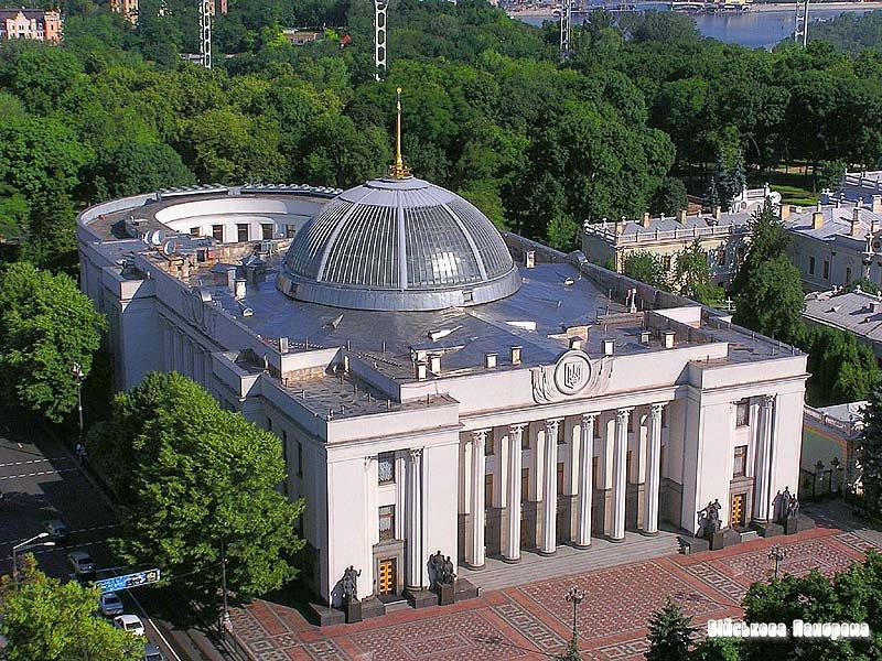 Верховна Рада прийняла закон про списання заборгованості підприємств ДК «Укроборонпром»