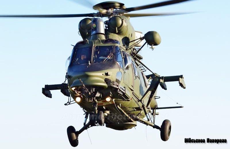Польща створює новий вертоліт морського базування «W-3PL/N»