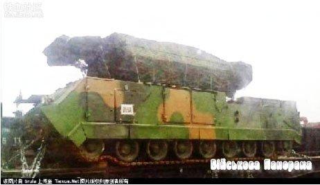 Ще один факт збройового піратства: китайці скопіювали російський зенітний «Тор»