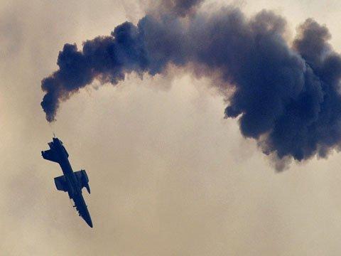 """Причина катастрофи L-39 """"людський фактор"""""""