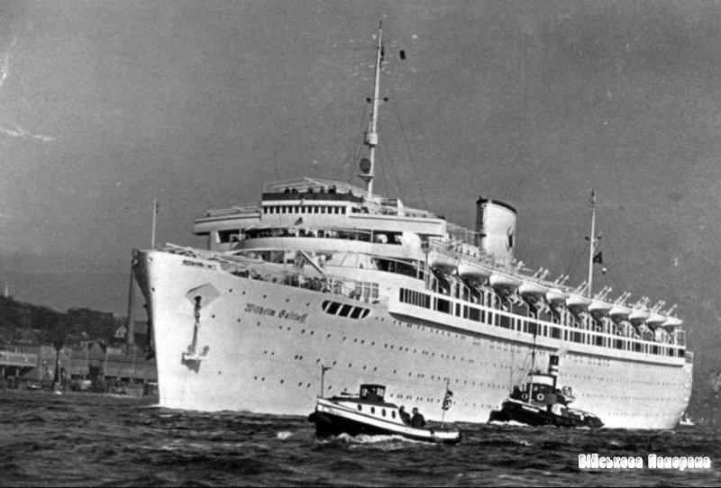 «Титаніки» часів Другої світової