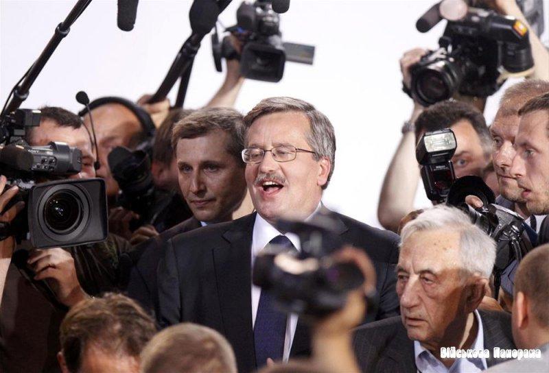 Коморовський запропонував законодавчо закріпити створення польської ПРО