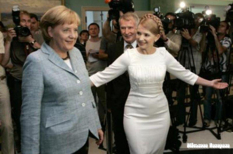 «Справа Тимошенко» допомогла Росії та Німеччині реалізувати «Північний потік»