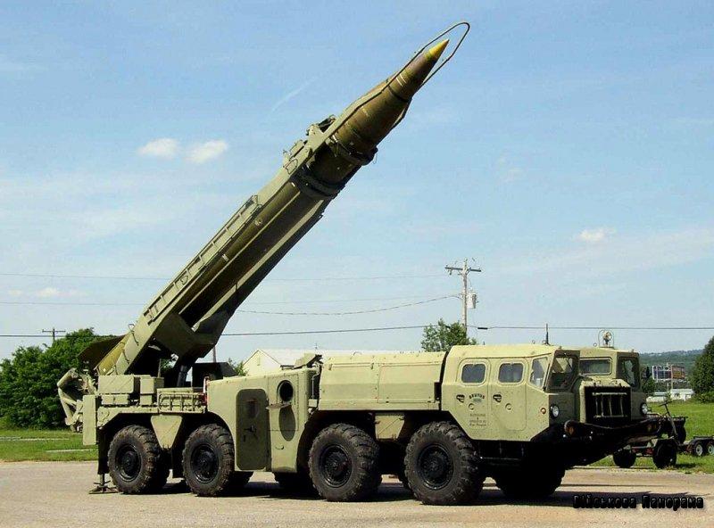 Півстоліття ракетного комплексу 9К72 «Ельбрус»