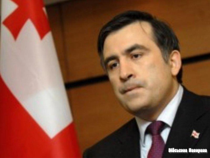 Росія незаконно нарощує військову присутність у Південній Осетії — Саакашвілі