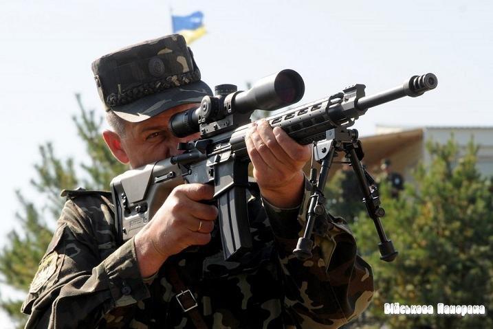 У Києві будуть випускати гвинтівки AR-10 і AR-15