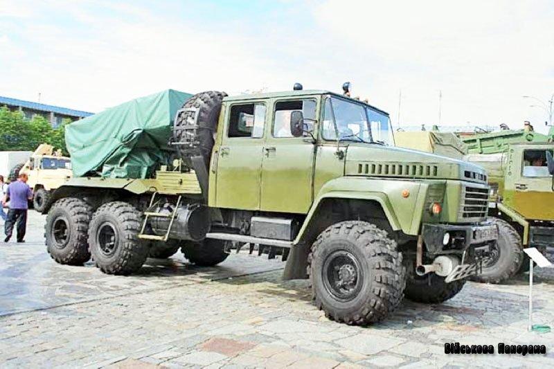 Українська модернізація РСЗВ БМ-21 «Град» — БМ-21У «Град-М»