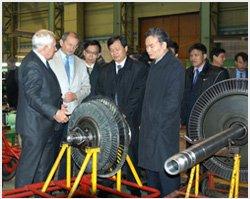ДП «Зоря»-«Машпроект» відвідали представники ВМС В'єтнаму