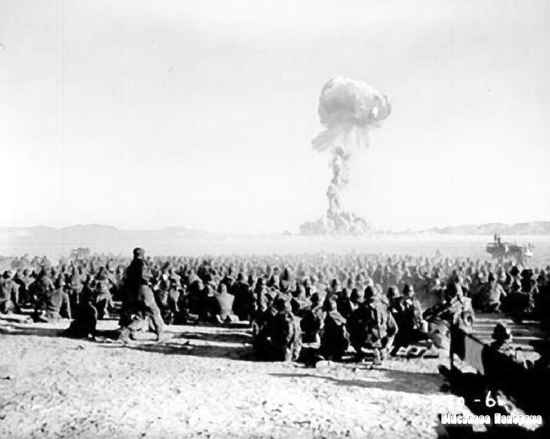 Військові навчання з використанням ядерної зброї