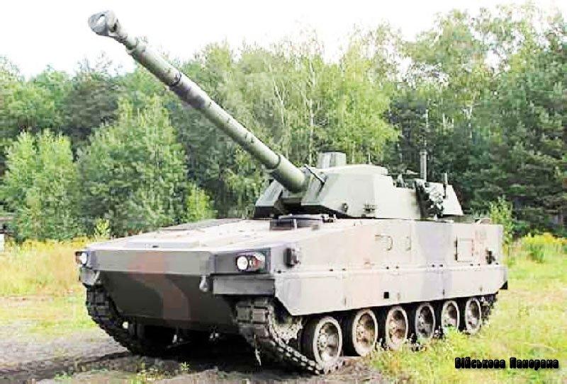 У Польщі можуть почати розробку 50-тонного основного бойового танка