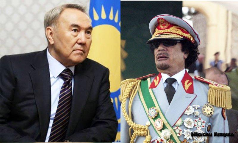 Каддафі пропонував Казахстану створити мусульманську атомну бомбу