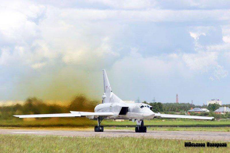 Китай закупить виробничі лінії для збірки бомбардувальників Ту-22М3