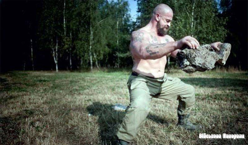 Тренування спецназу ГРУ