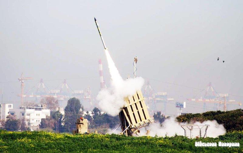 Ізраїль вдосконалить систему попередження про ракетний напад