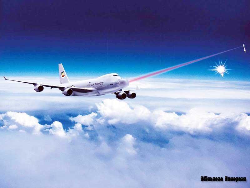 Бойові літаки армії США отримають лазерний захист
