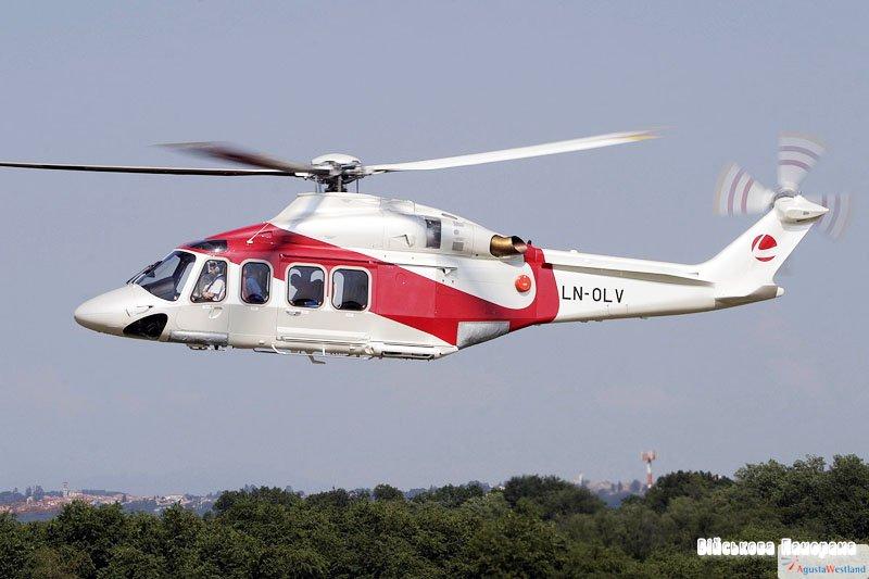 Міноборони купить італійські VIP-вертольоти