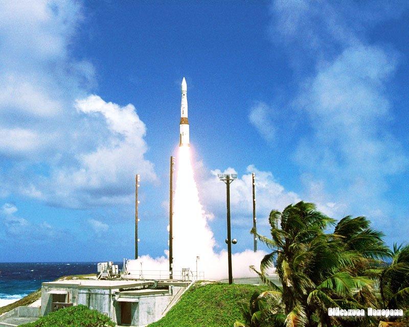 У США військові тепер можуть збивати балістичні ракети противника в космосі