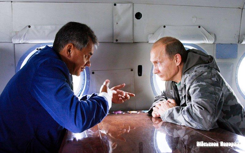 Путіну представили план оборони Росії