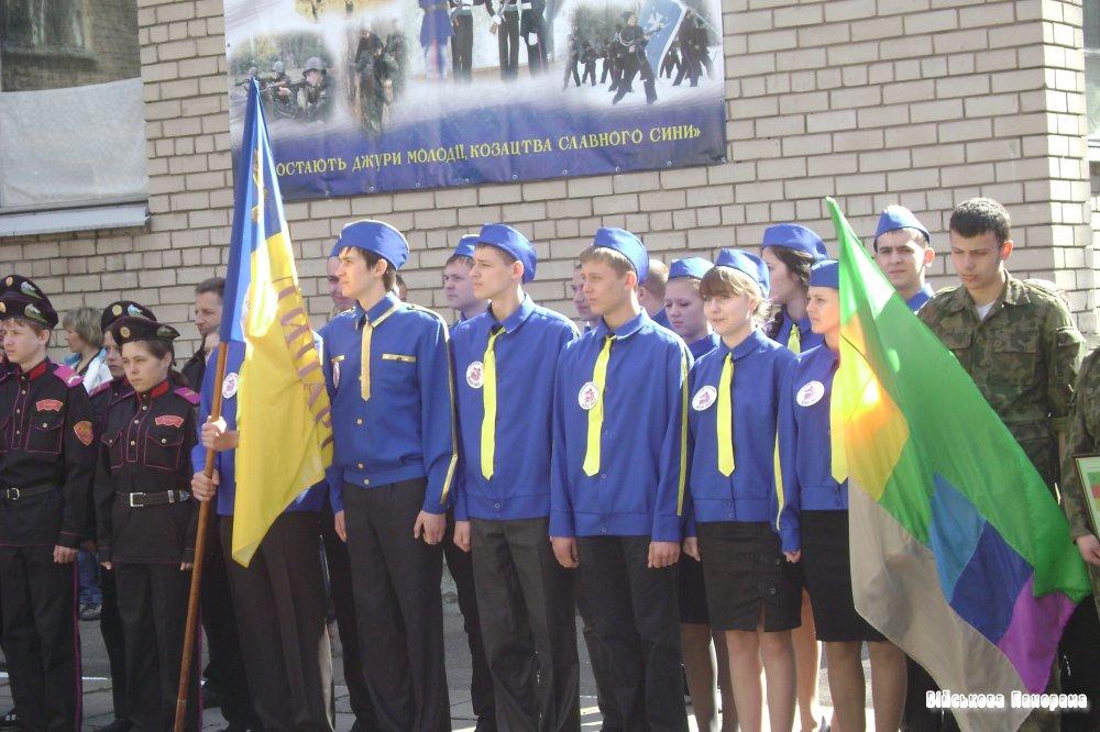 Збройні Сили України продовжують брати активну участь у військово-патріотичному вихованні допризовної молоді