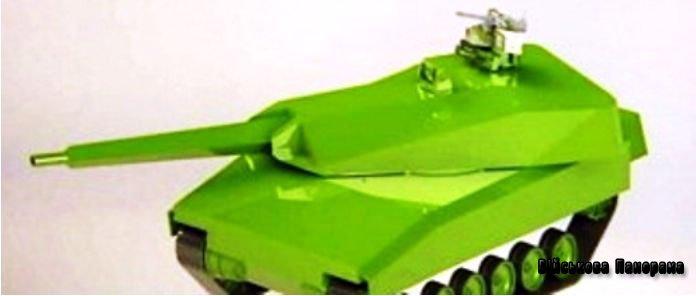 Новий польський танк підозріло нагадує бойову машину на платформі «Армата»