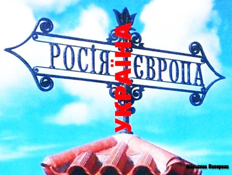 Stratfor: зміна балансу сил у трикутнику «Росія-Україна-Євросоюз»