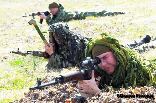 Гвардійські снайпери влаштували дуель під Одесою