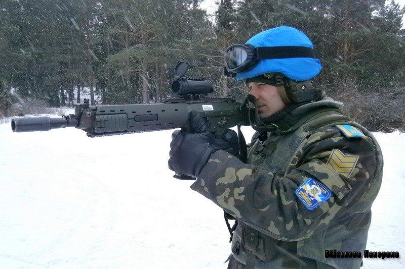 Курсанти Академії сухопутних військ взяли участь у курсі підготовки молодших офіцерів ООН у Королівстві Швеція