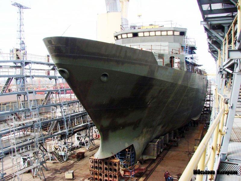 ЗМІ: Новітній російський розвідувальний корабель відправлять на Гаваї