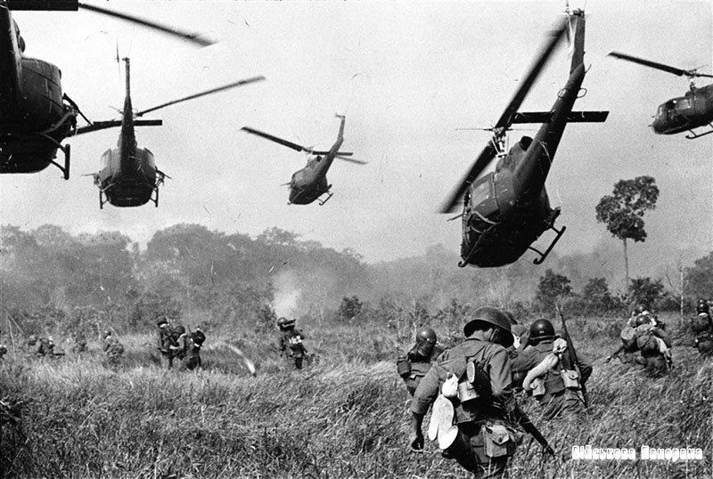 В'єтконг, до запитання. 40 років тому закінчилася В'єтнамська війна