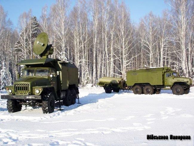 Новий метеокомплекс застосований на військових навчаннях в Амурській області
