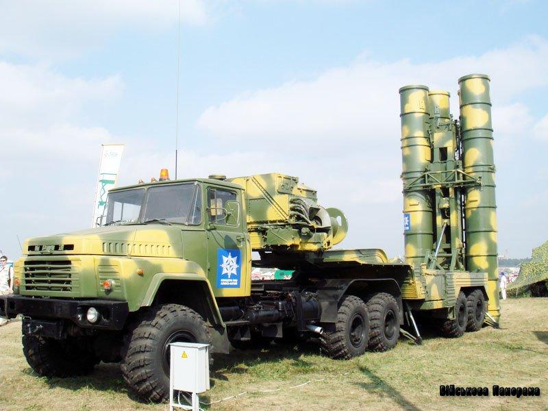 Міноборони РФ розповіло про систему С-500