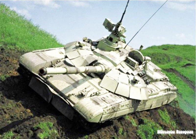 Харківске КБ модернізувало Т-72 за допомогою закордонних запчастин