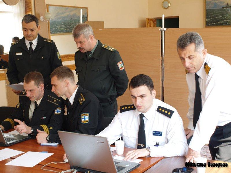 У Севастополі відбувся курс підготовки фахівців для оцінювання можливостей підрозділів ВМС ЗС України за стандартами НАТО