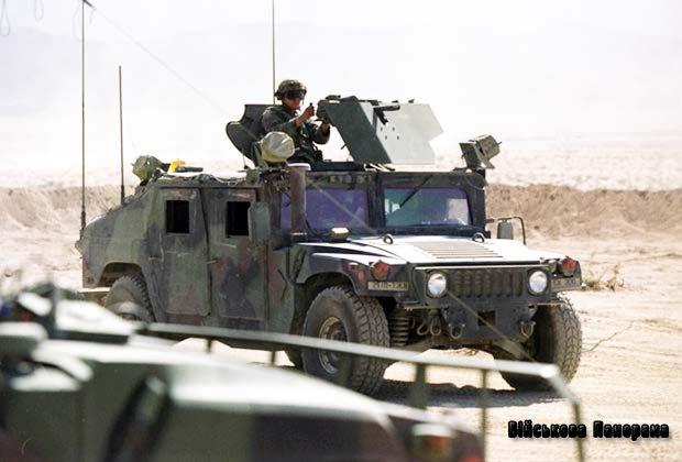 Американський спецназ закупить 1400 нових бронемашин