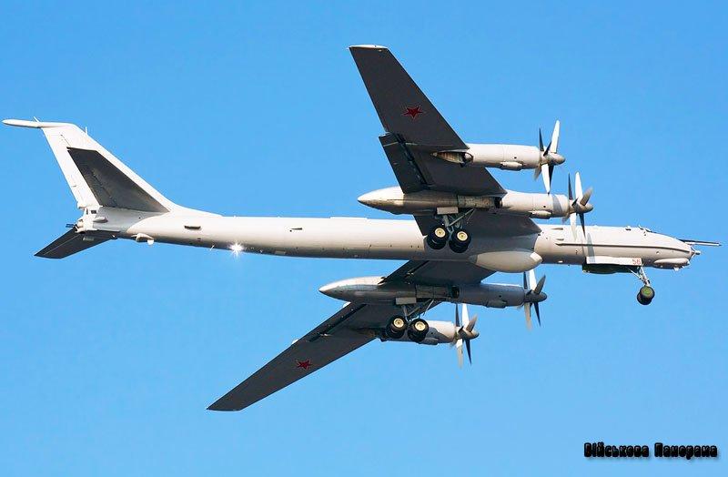 Японія підняла винищувачі на перехоплення російських патрульних літаків