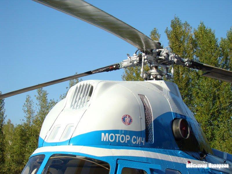 ПАТ «Мотор Січ» розпочало реалізацію проекту створення середнього вертольота
