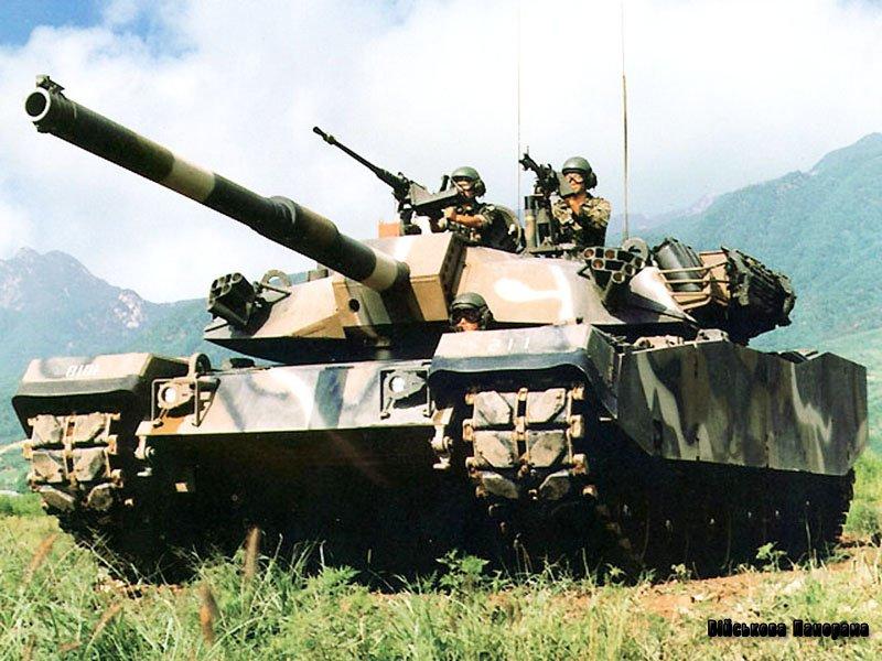 Конгрес нав'язує Армії США покупку танків Abrams