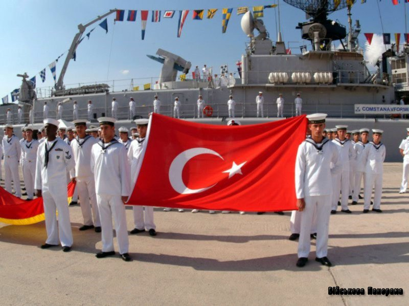 «Все включено». Огляд турецького флоту