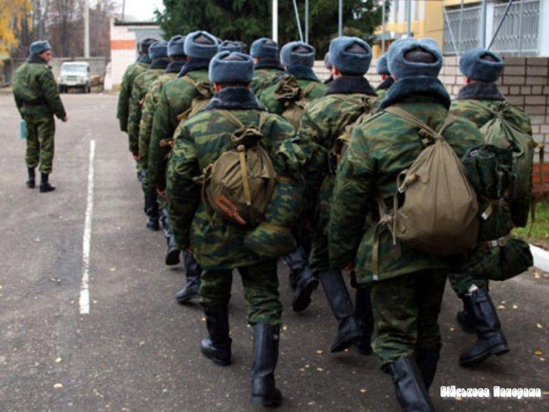 В Україні почався весняний призов