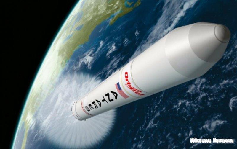Американська компанія Orbital Science готує перший запуск ракети-носія Antares, створеної за участі України