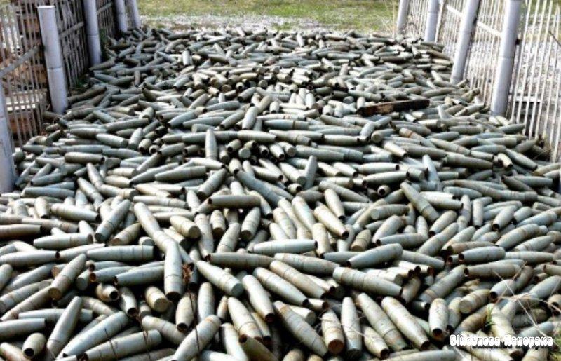 Відправлені на знищення боєприпаси можна знайти у збройових магазинах – експерт