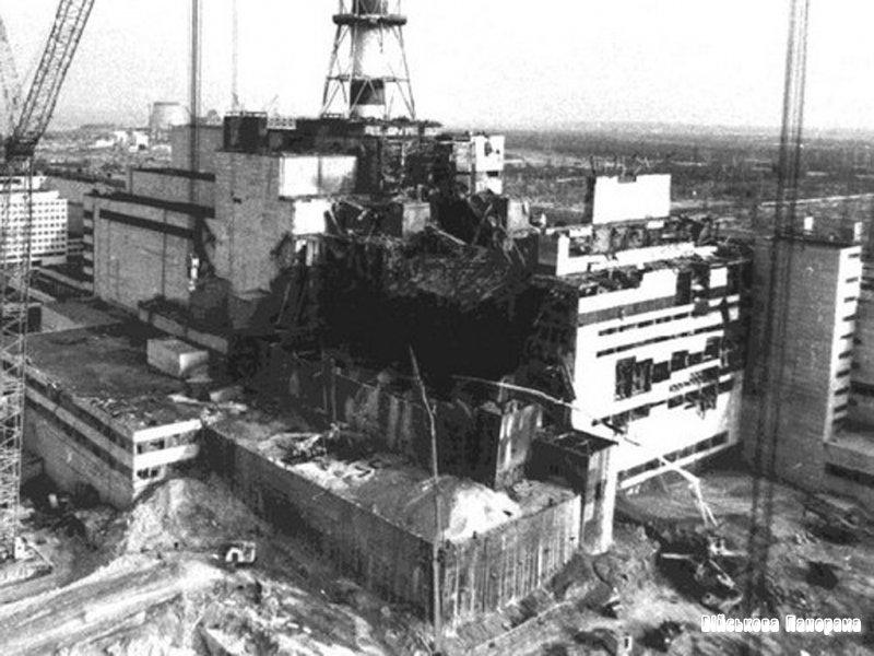 27 років тому сталася Чорнобильська катастрофа