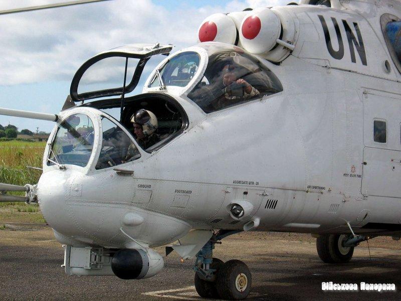 Український контингент у Конго збільшать до 250 миротворців