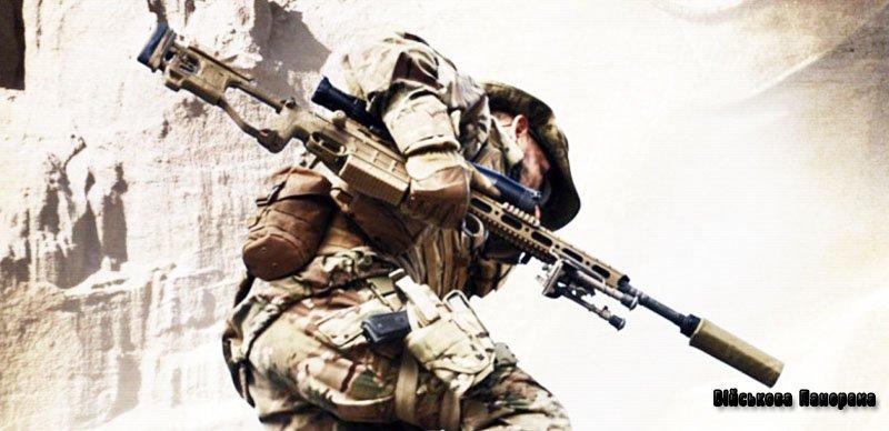 Снайперська гвинтівка Sako TRG М10