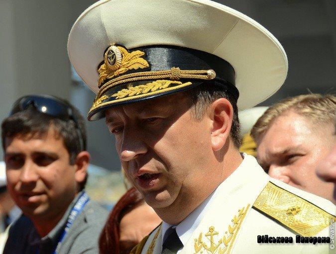 Росія не має наміру йти зі Севастополя після 2042 року, заявив командувач флотом