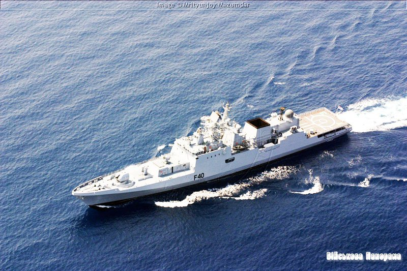 В Індії успішно випробувана корабельна версія ракети «БраМос»